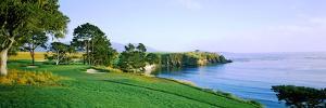 Pebble Beach Golf Course, Pebble Beach, Monterey County, California, USA