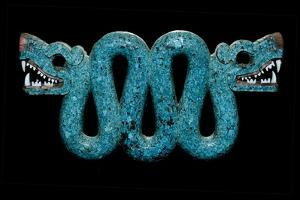 Pectoral Ornament in the Form of a Double-Headed Serpent