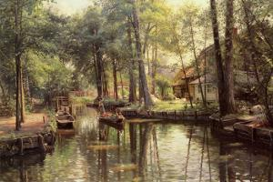 Going to Market by Peder Mork Monsted