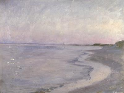 A Coastal Scene