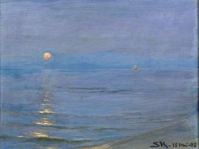 Summer Evening, Skagen, 1908