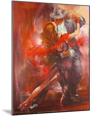 Tango Argentino II by Pedro Alvarez