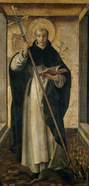 Saint Dominic, 1493-1499 by Pedro Berruguete