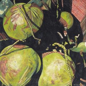Coconuts, 2003 by Pedro Diego Alvarado