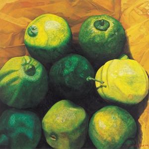 Limes, 2004 by Pedro Diego Alvarado