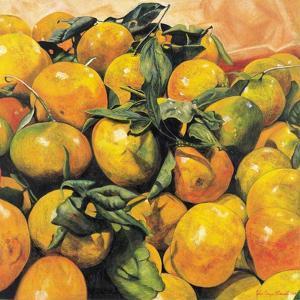 Mandarins, 2004 by Pedro Diego Alvarado