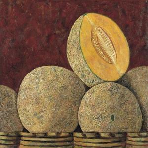 Melons, 1999 by Pedro Diego Alvarado
