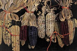 Old Maize Cobs, 2004 by Pedro Diego Alvarado