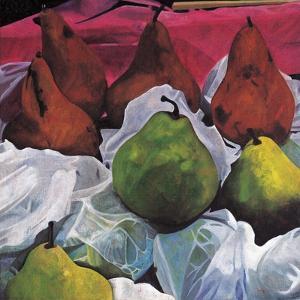 Pears, 2002 by Pedro Diego Alvarado