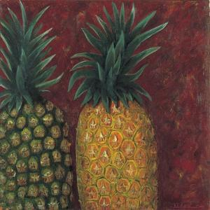 Pineapples, 1999 by Pedro Diego Alvarado
