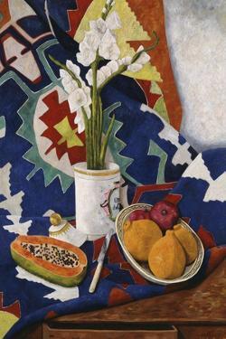 Still Life with Gladioli, 1995 by Pedro Diego Alvarado