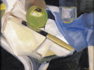 Study of Apple and Pear III, 1994 by Pedro Diego Alvarado