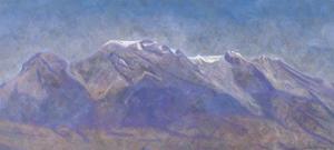 The Volcano, 2003 by Pedro Diego Alvarado