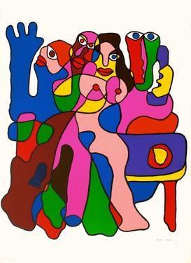 Le coup de téléphone by Pedro Uhart