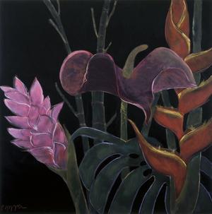 In Bloom I by Pegge Hopper