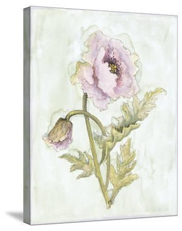 Lavender Poppy ll by Peggy Abrams