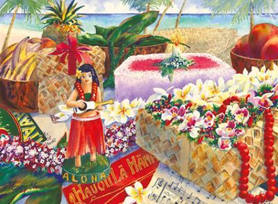 Hau'oli La Hanau (Happy Birthday) - Hawaiian Beach Birthday Party by Peggy Chun