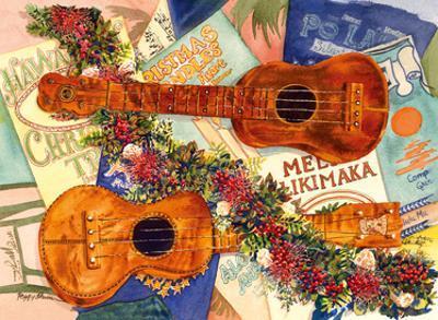 Joyous Sound of the Ukulele - Hawaiian Christmas (Mele Kalikimaka) by Peggy Chun