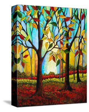 Tree Color Change by Peggy Davis