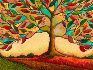 Tree Splendor II by Peggy Davis