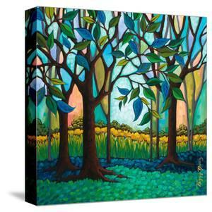 Whispering Woods by Peggy Davis