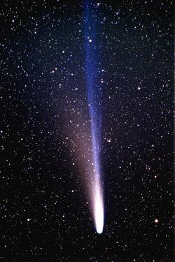 Comet Ikeya-Zhang by Pekka Parviainen
