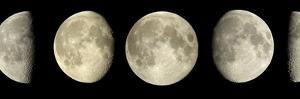 Phases of the Moon by Pekka Parviainen