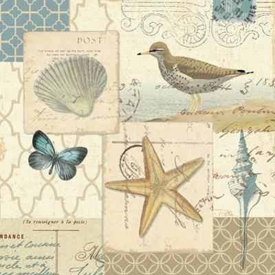 Coastal Collage IV by Pela Design