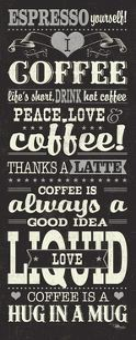 Coffee Lovers II by Pela Design
