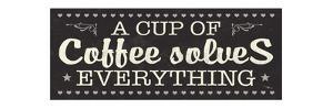 Coffee Lovers III by Pela Design