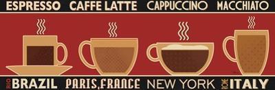 Deco Coffee Panel I by Pela Design