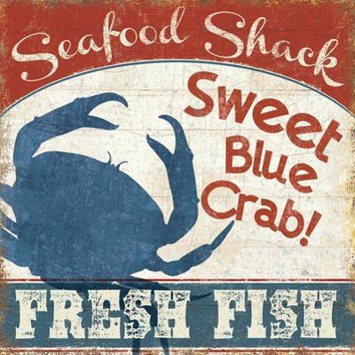 Fresh Seafood II by Pela Design
