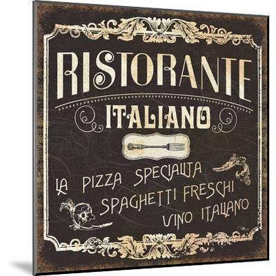 Italian Cuisine I by Pela Design