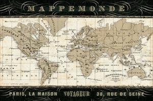 Mappemonde by Pela Design