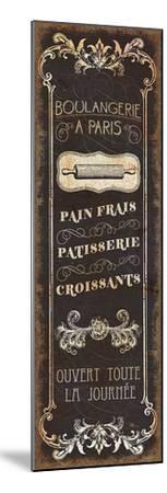 Parisian Signs Panel I by Pela Design