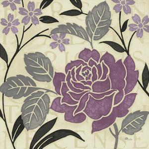 Perfect Petals II Lavender by Pela Design