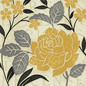 Perfect Petals II Yellow by Pela Design