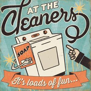 The Cleaners II by Pela Design