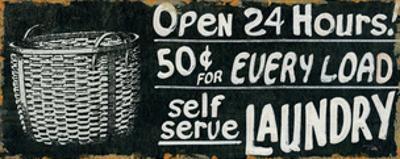 Vintage Sign II by Pela Design