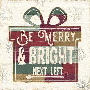 Christmas Signs I by Pela Studio
