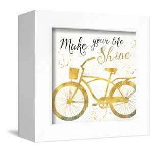 Golden Ride II by Pela Studio