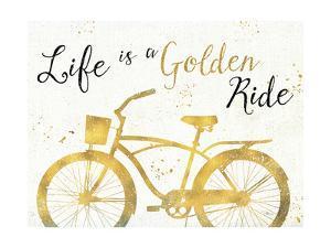 Golden Ride III by Pela Studio