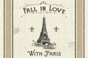 Paris Farmhouse I by Pela Studio
