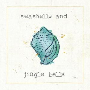 Sea Treasures I Jingle Bells by Pela Studio