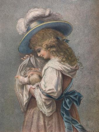 He Sleeps, 1903