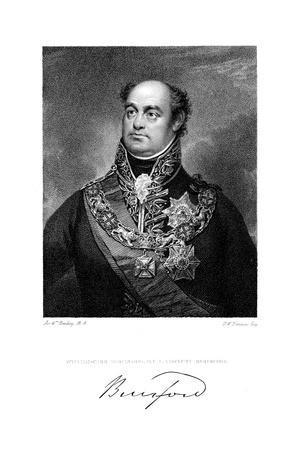 William Carr Beresford, Viscount Beresford, British Soldier