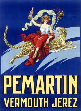 Pemartin Aperitif Vermouth
