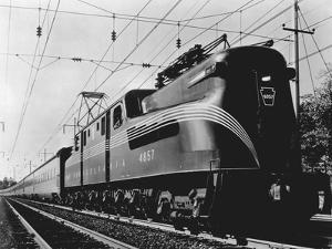 Pennsylvania Electric Locomotive