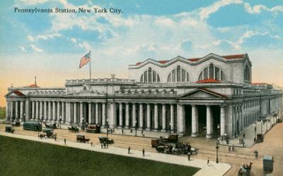 Pennsylvania Station, New York City