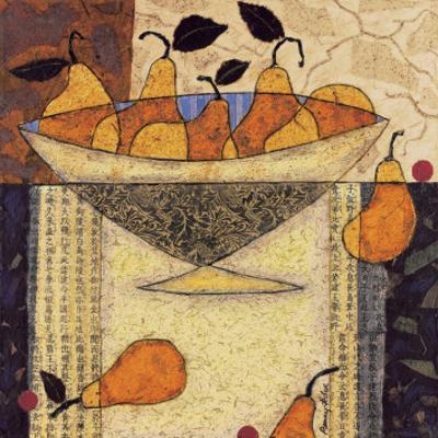 Asian Pears In Bowl